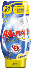 Muvo Dishwasher Gel Lemon