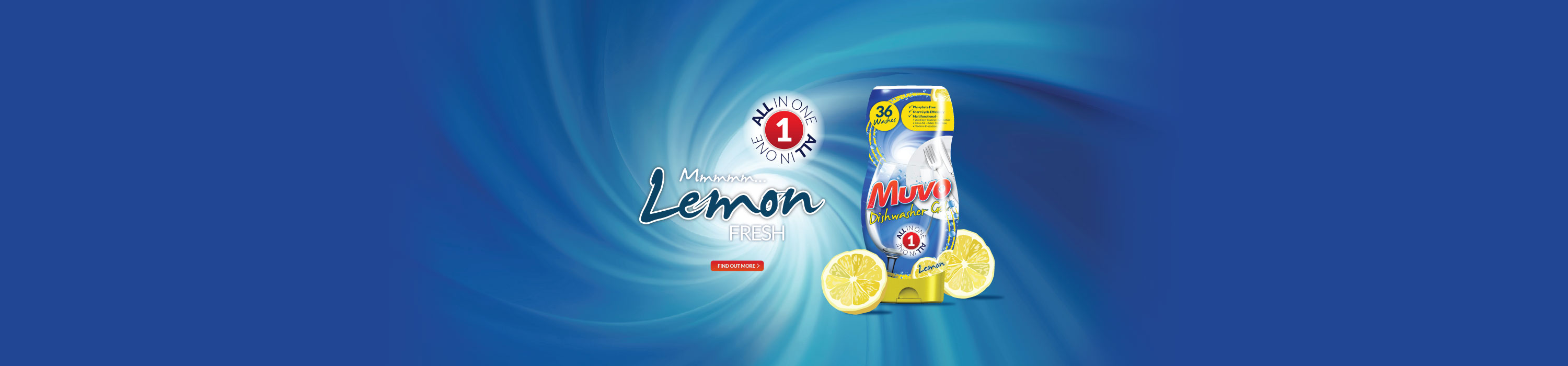 Lemon fresh