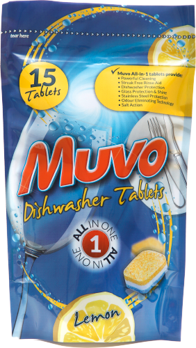Dishwasher Tablets Lemon